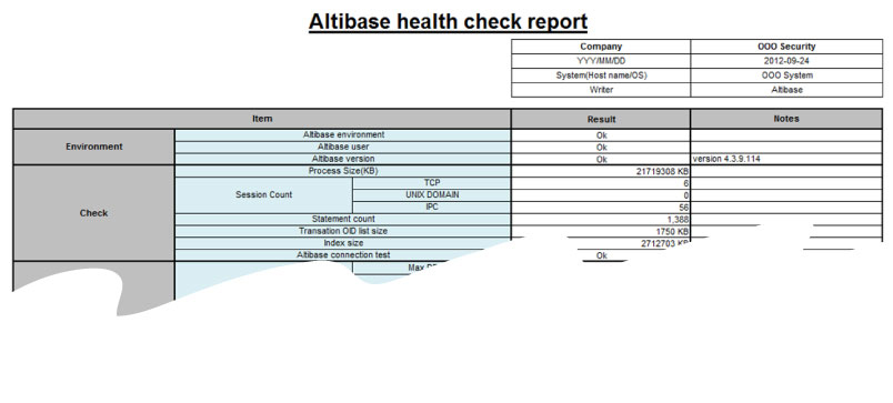 16_Does Altibase Provide Health Check Services